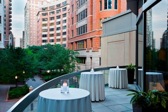 Fitzgerald Outdoor Terrace
