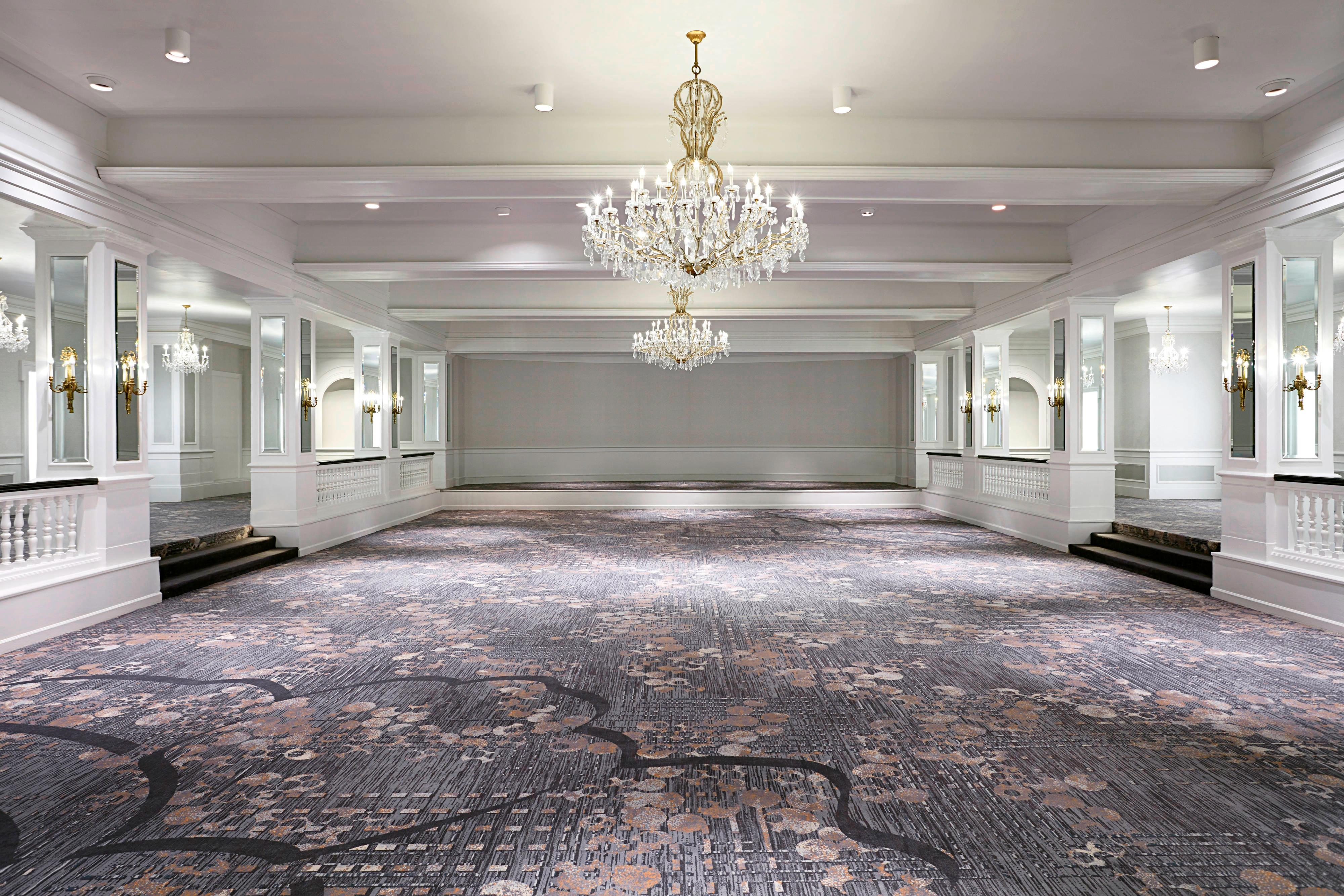 The Mayflower Hotel District Ballroom