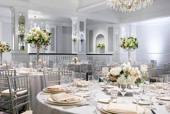 The Mayflower Hotel Wedding Event Details