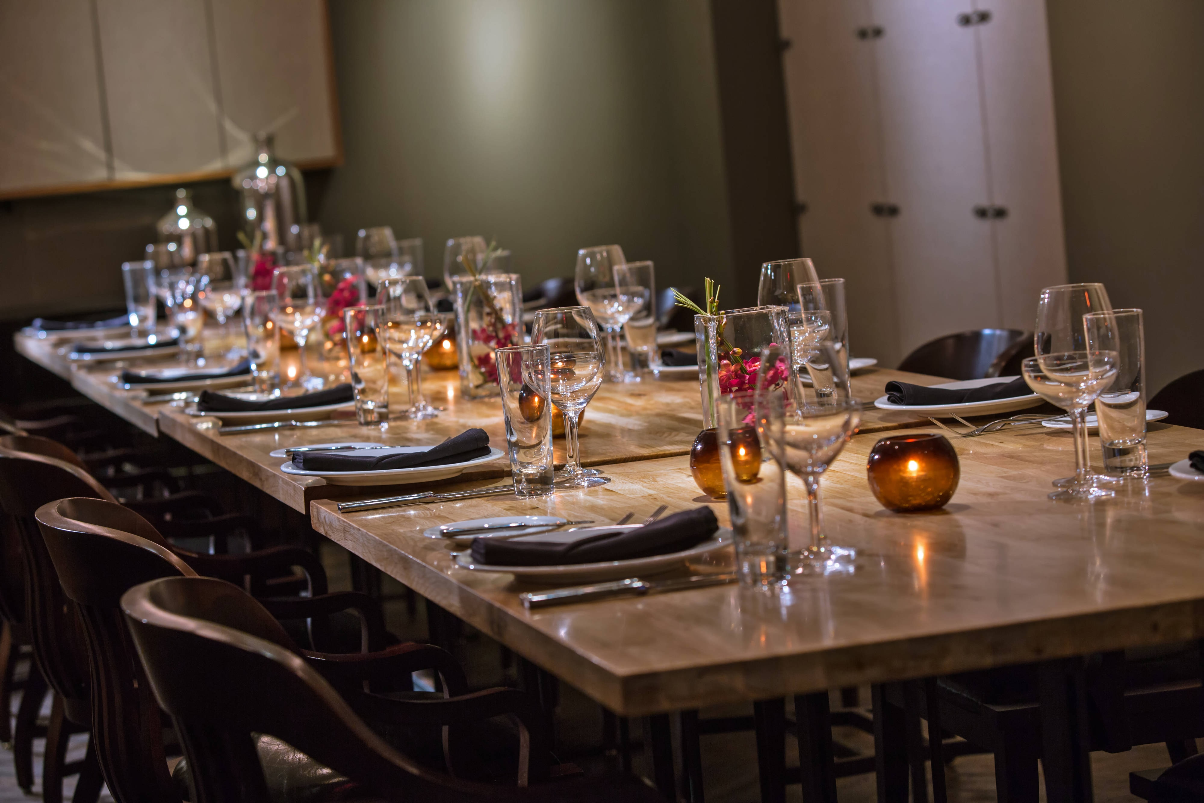 Dupont Circle hotel private dining