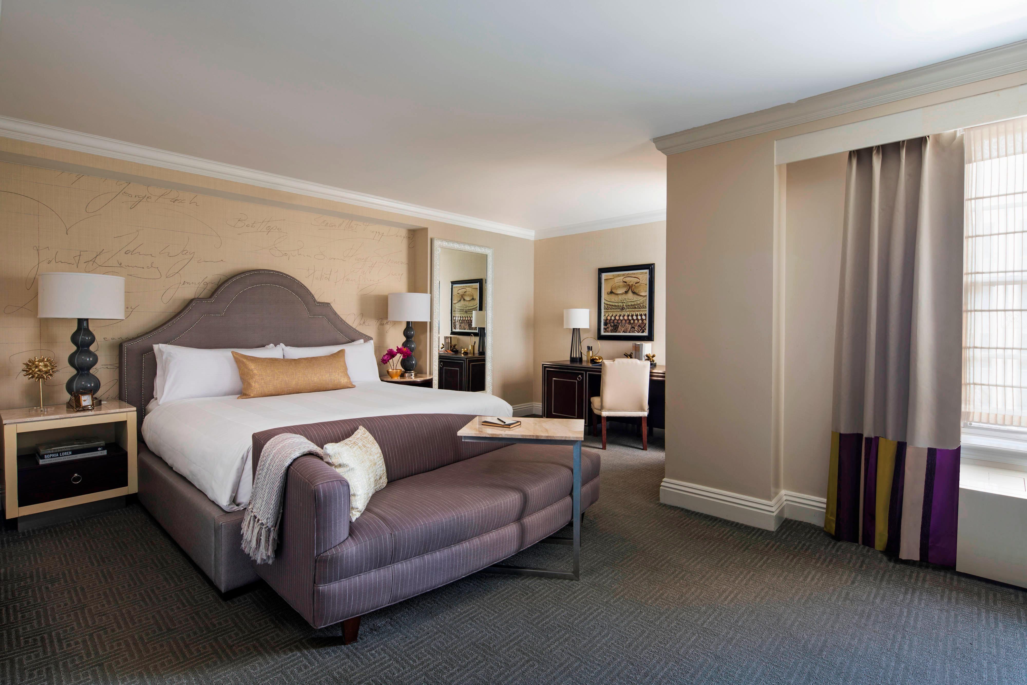 Premier King Guest Room