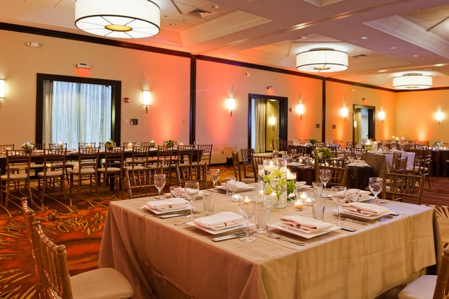 Crystal City Marriott Social Events