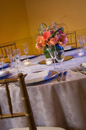 Crystal City Wedding Reception