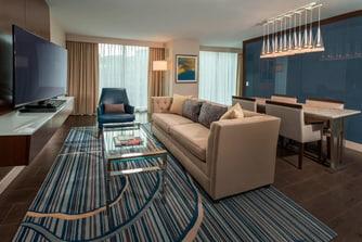 Citycenterdc Hotel Marriott Marquis Washington Dc