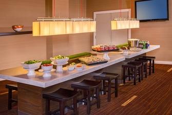 Club Meeting Room Communal Table
