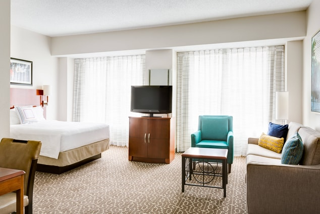 Extended Stay Studio Suite