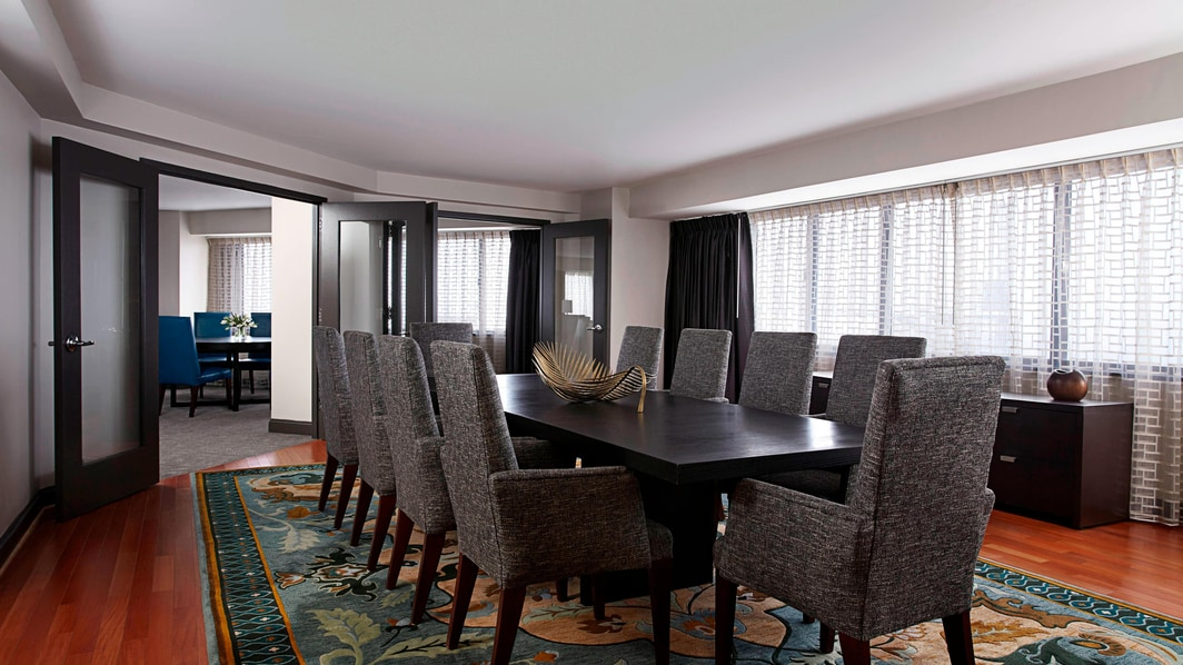 Wardman Park Center Tower Presidential Dining Room