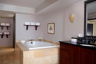 Wardman Park Center Presidential Suite Master Bath