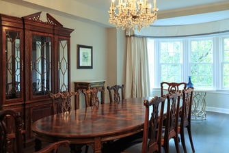 Wardman Tower Presidential - Dining Area