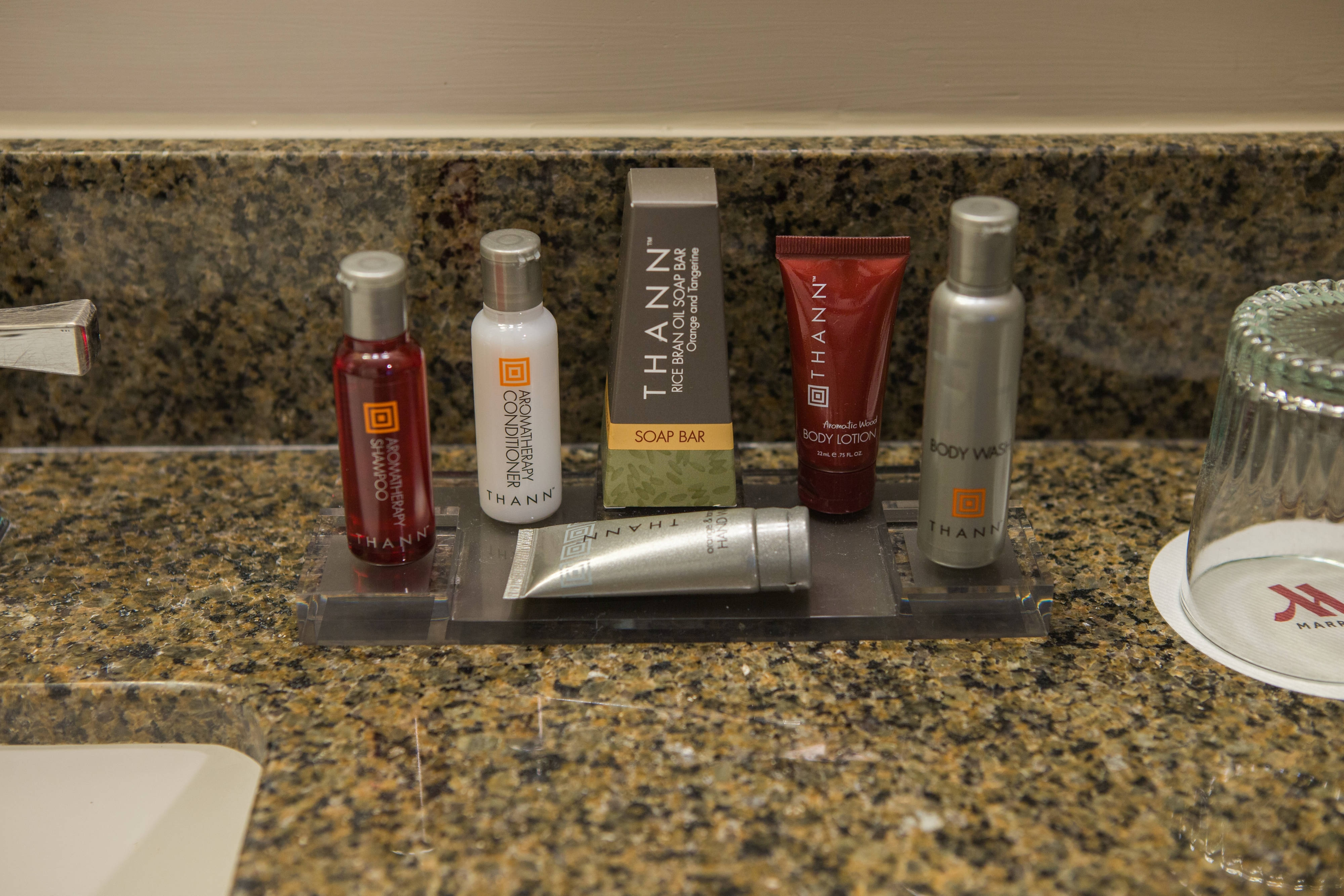 Falls Church Marriott Guest Bathroom