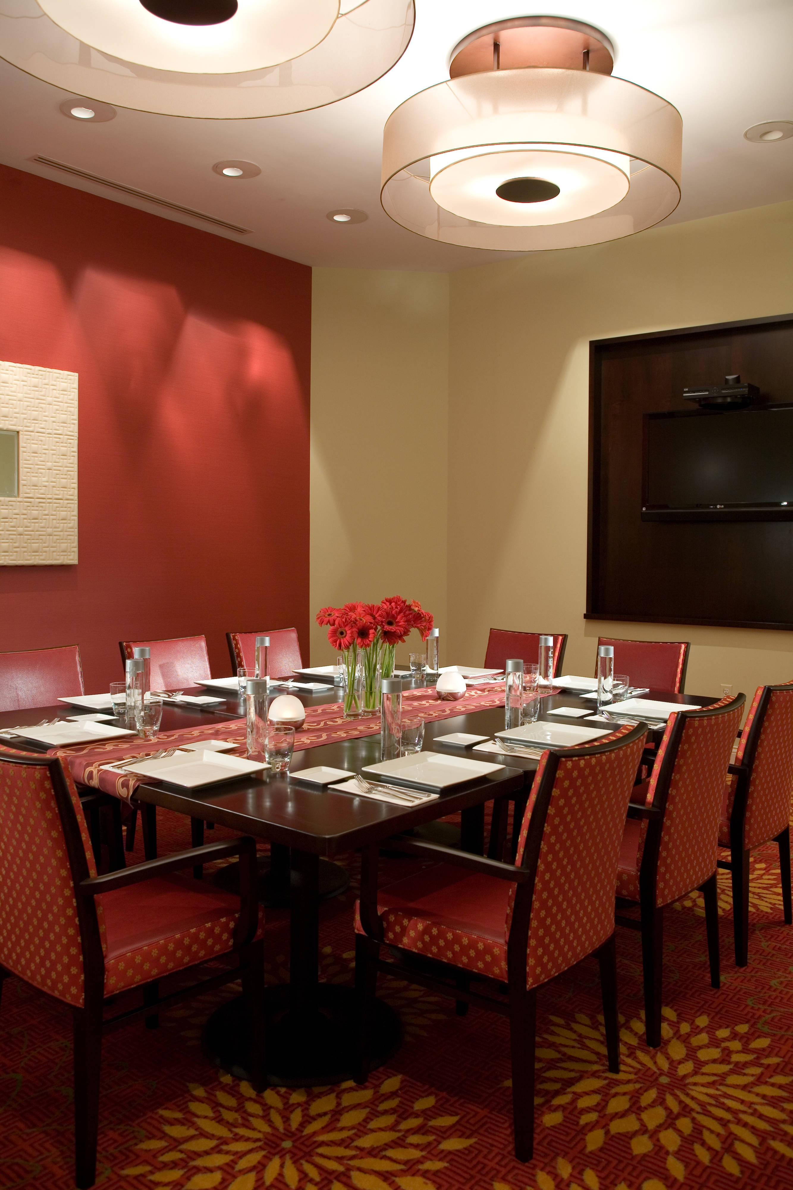 Fairfax Virginia hotel private dining