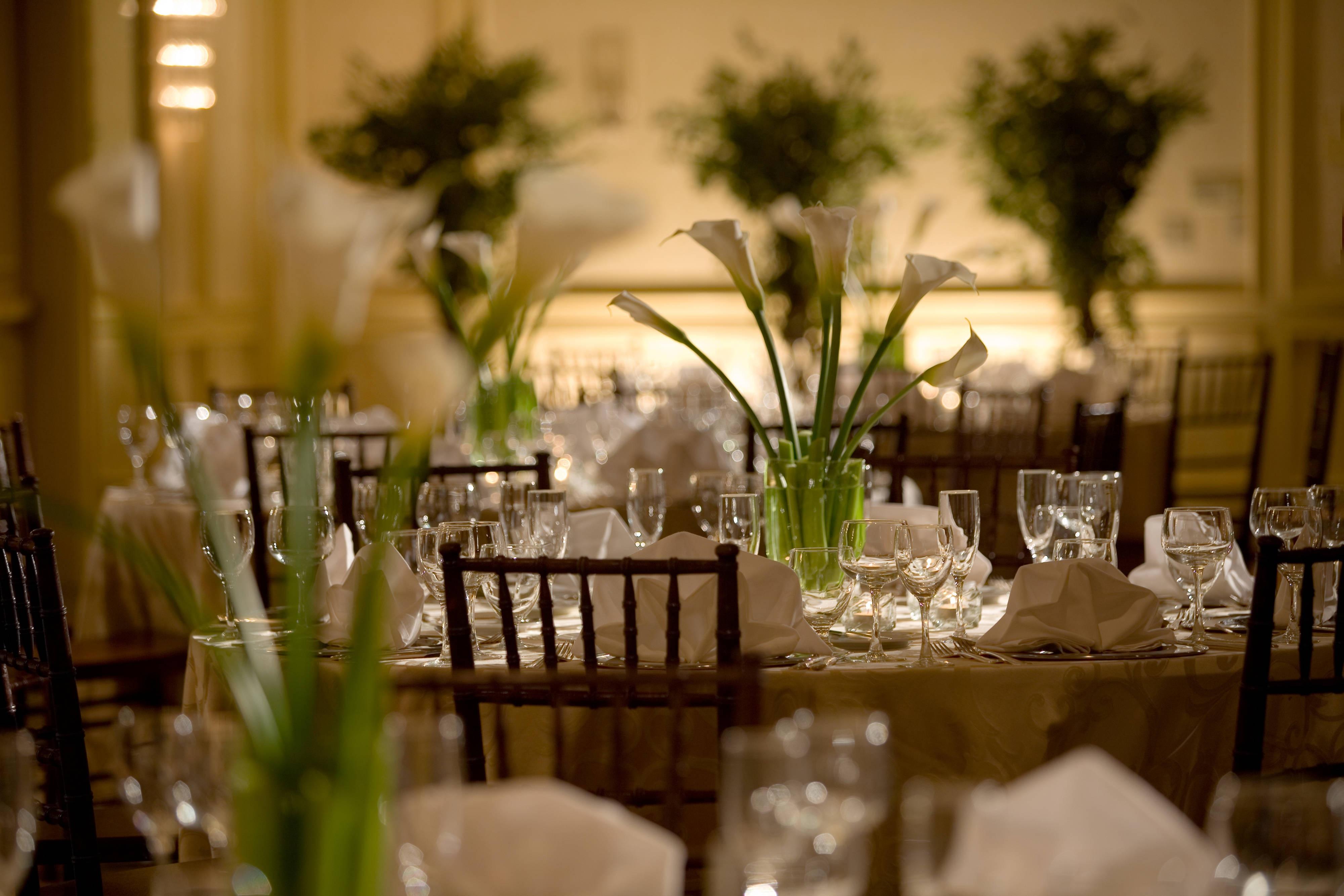 Wedding reception venues Northern Virginia