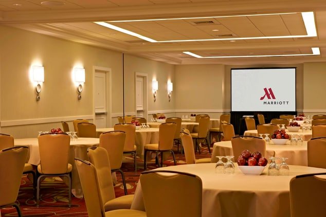 Fairview Park hotel meeting rooms