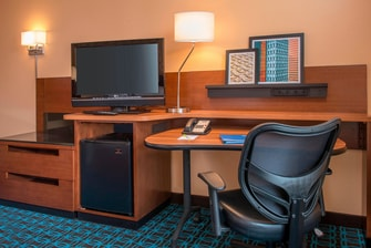Frederick Fairfield Hotel Work Desk