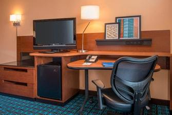 Frederick Fairfield Hotel Work Desk