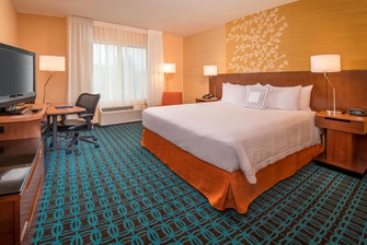 Frederick Fairfield Hotel King Room