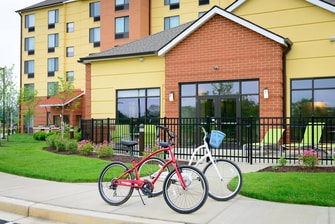 TownePlace Suites Frederick Hotel Bike