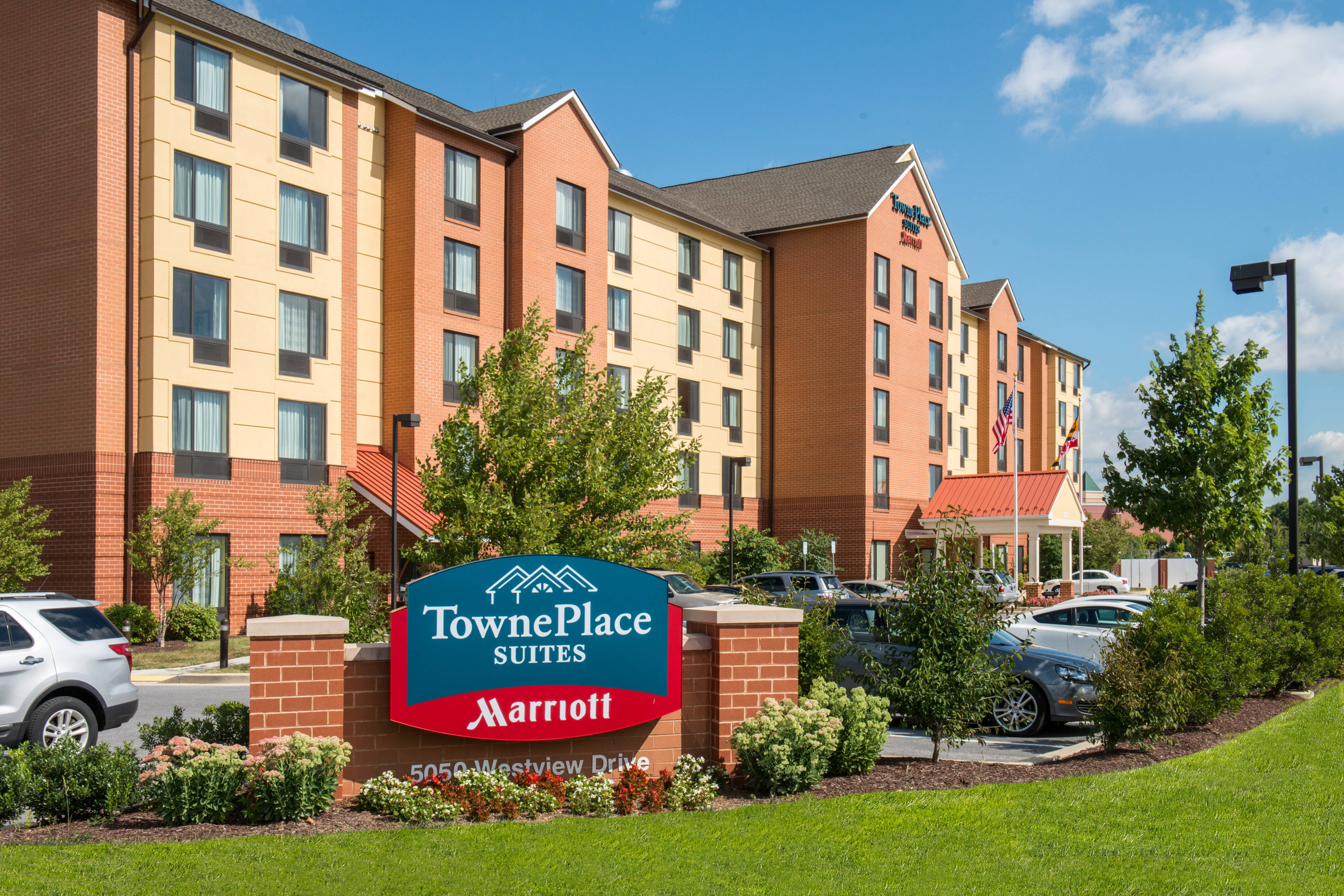 TownePlace Hotel Frederick Exterior