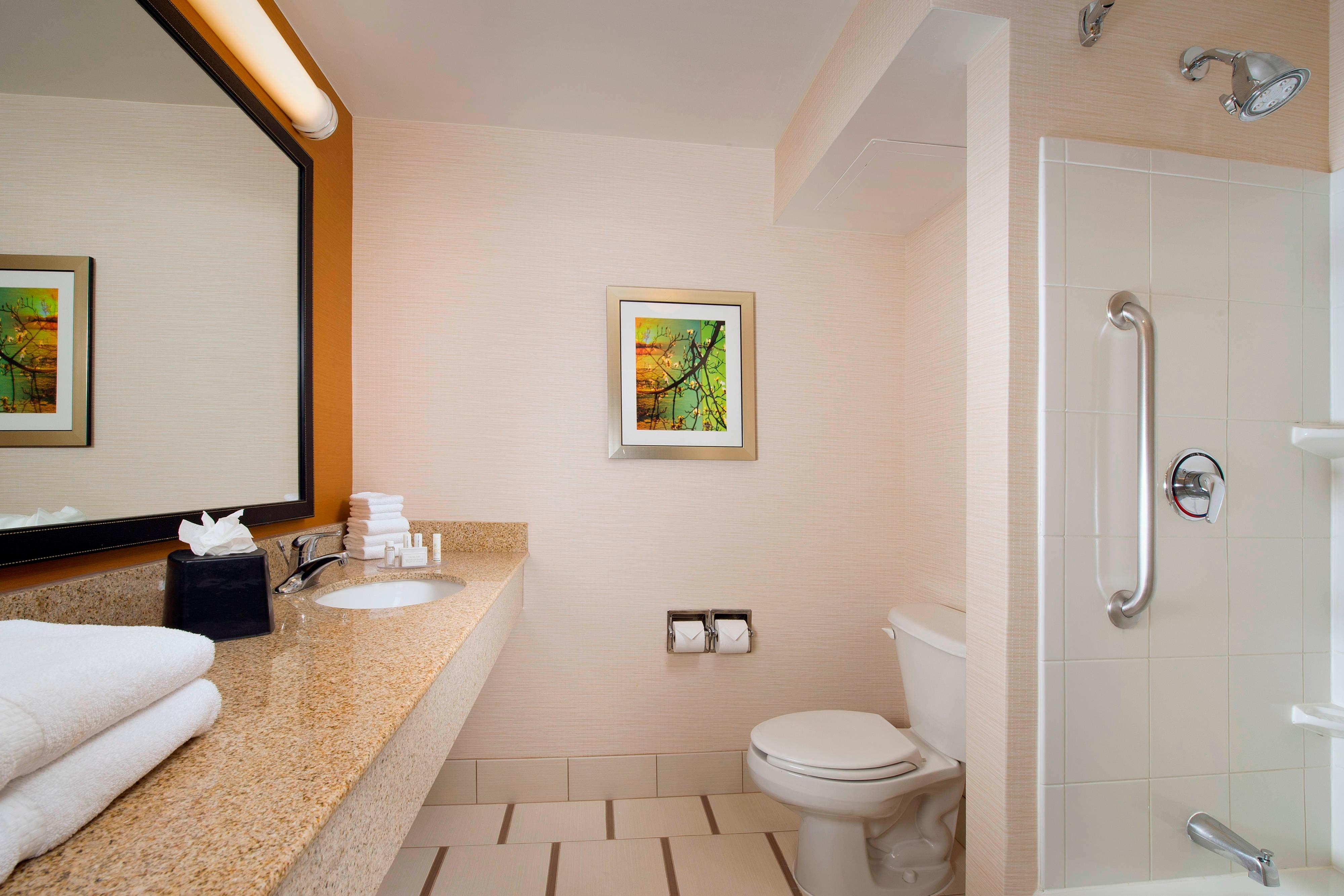 Guest Bathroom Fairfield Germantown