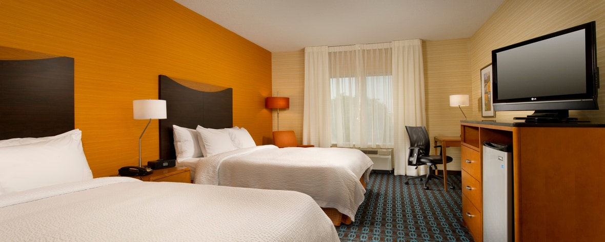 Habitaciones del hotel en Germantown, Maryland