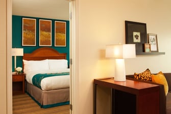 Suite in Greenbelt Maryland hotel