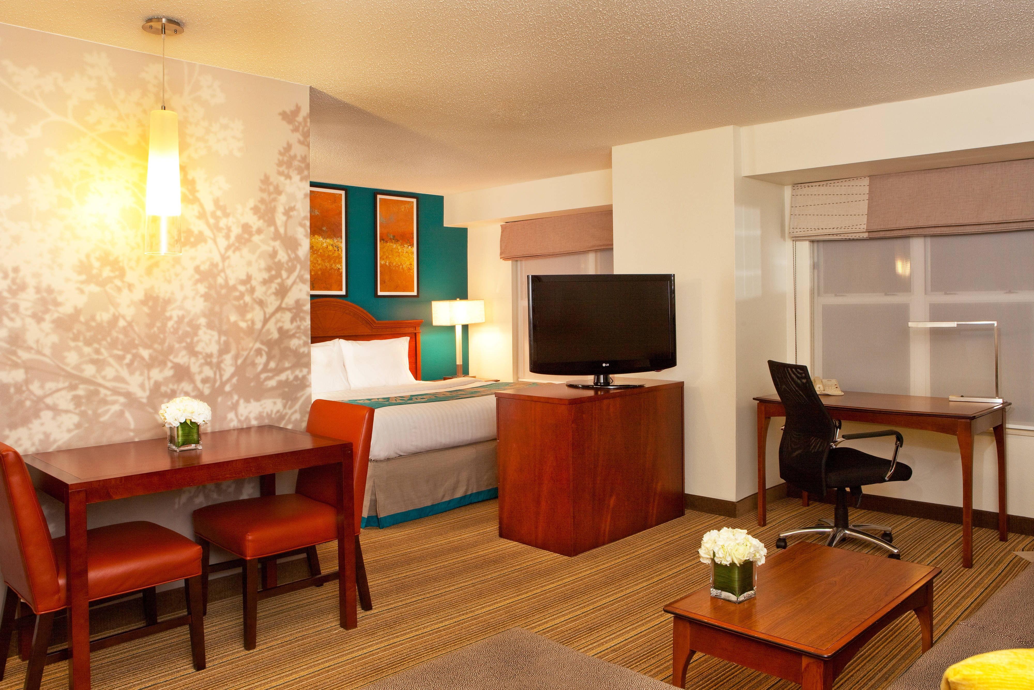 Hotel suite in Greenbelt Maryland
