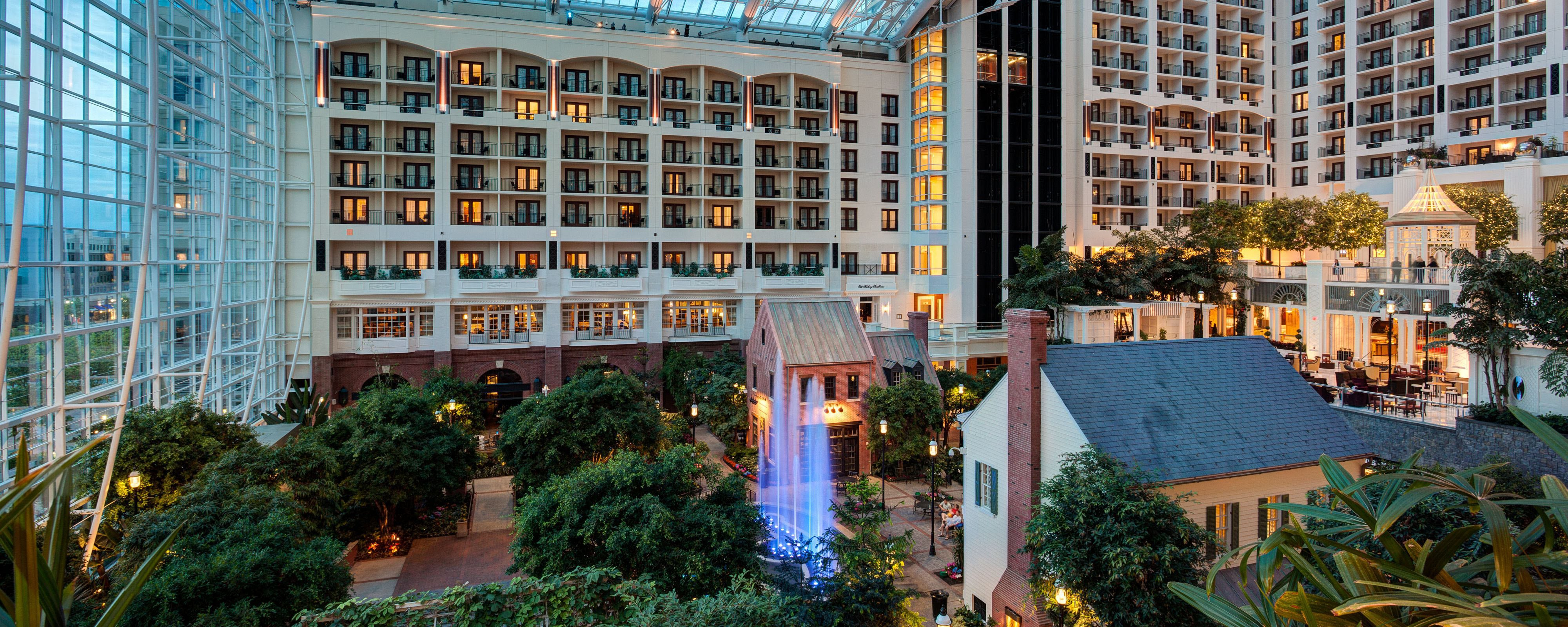 National Harbor Hotels Near Dc Gaylord National Resort