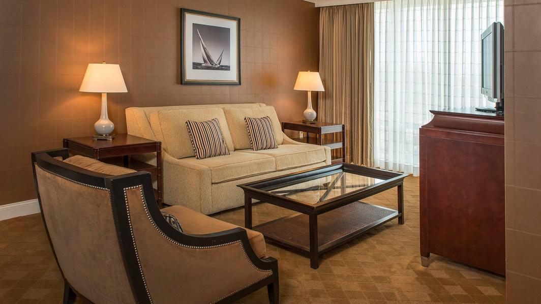 Suite Corner de un dormitorio del Gaylord National Resort & Convention Center