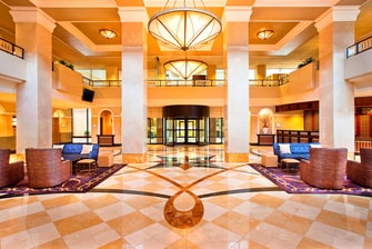 Lobby and check In