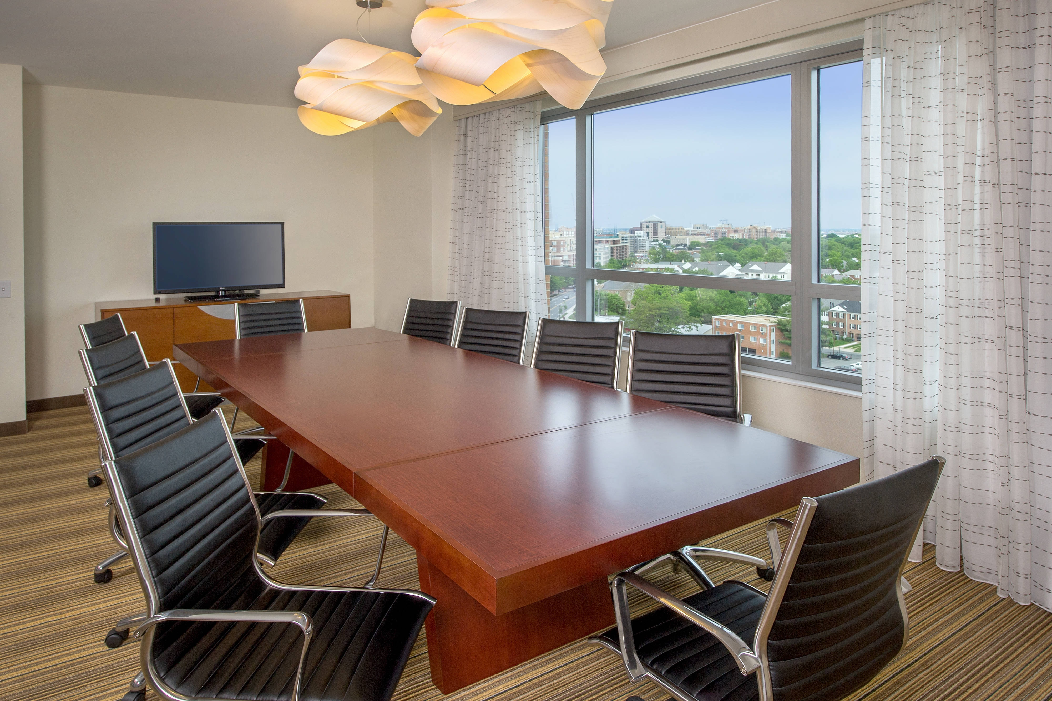 Executive Suite Boardroom
