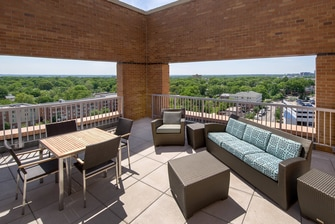 Executive Suite Patio