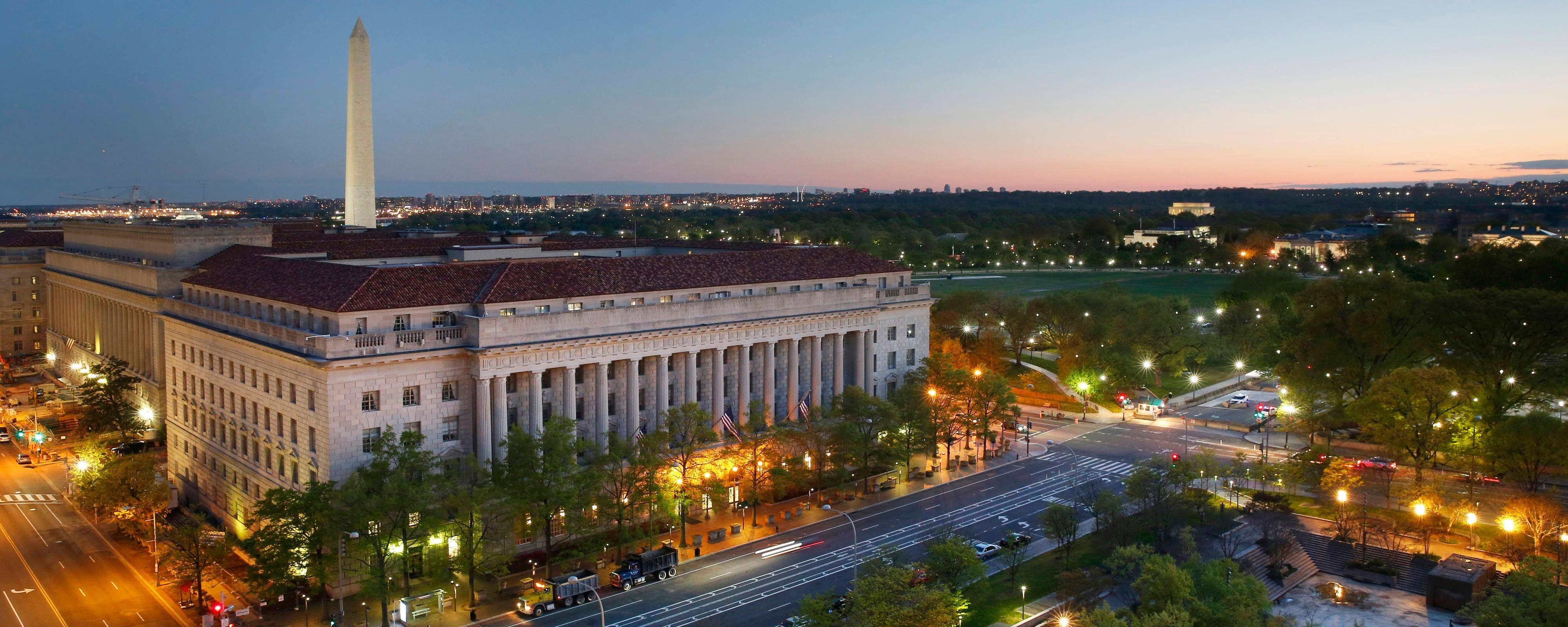 Hotels Near Washington Monument Dc