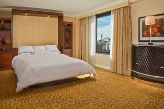 Suite con cama abatible en Washington D. C.