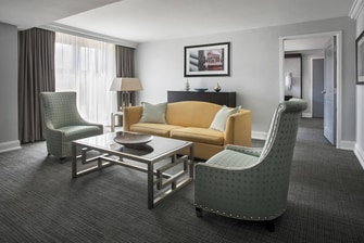 Suite del hotel en Washington D. C.