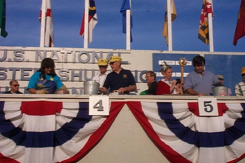 Oyster Festival Shucking Contest