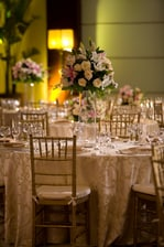Ballroom Wedding Reception Layout