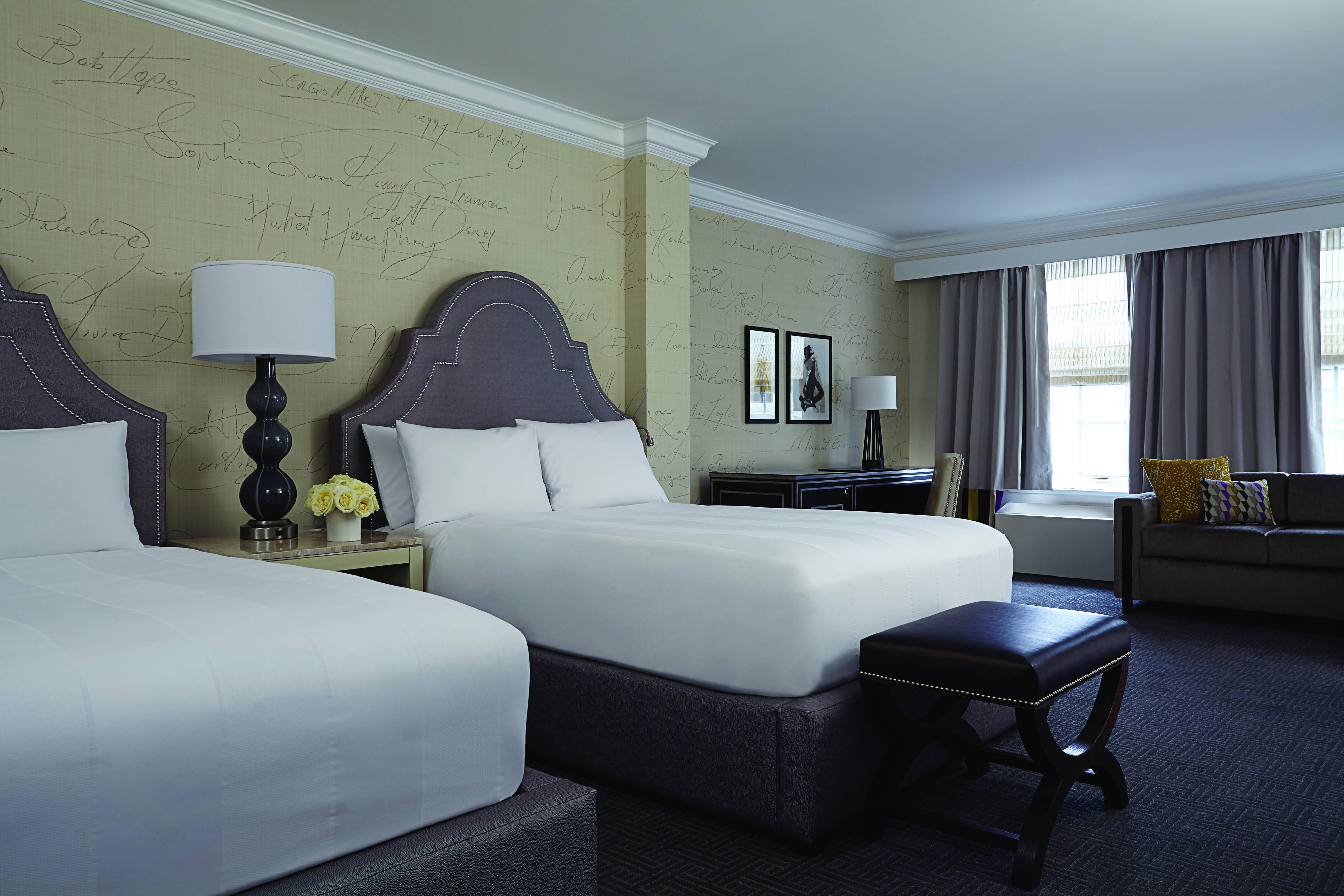 Deluxe Double Double Guest Room