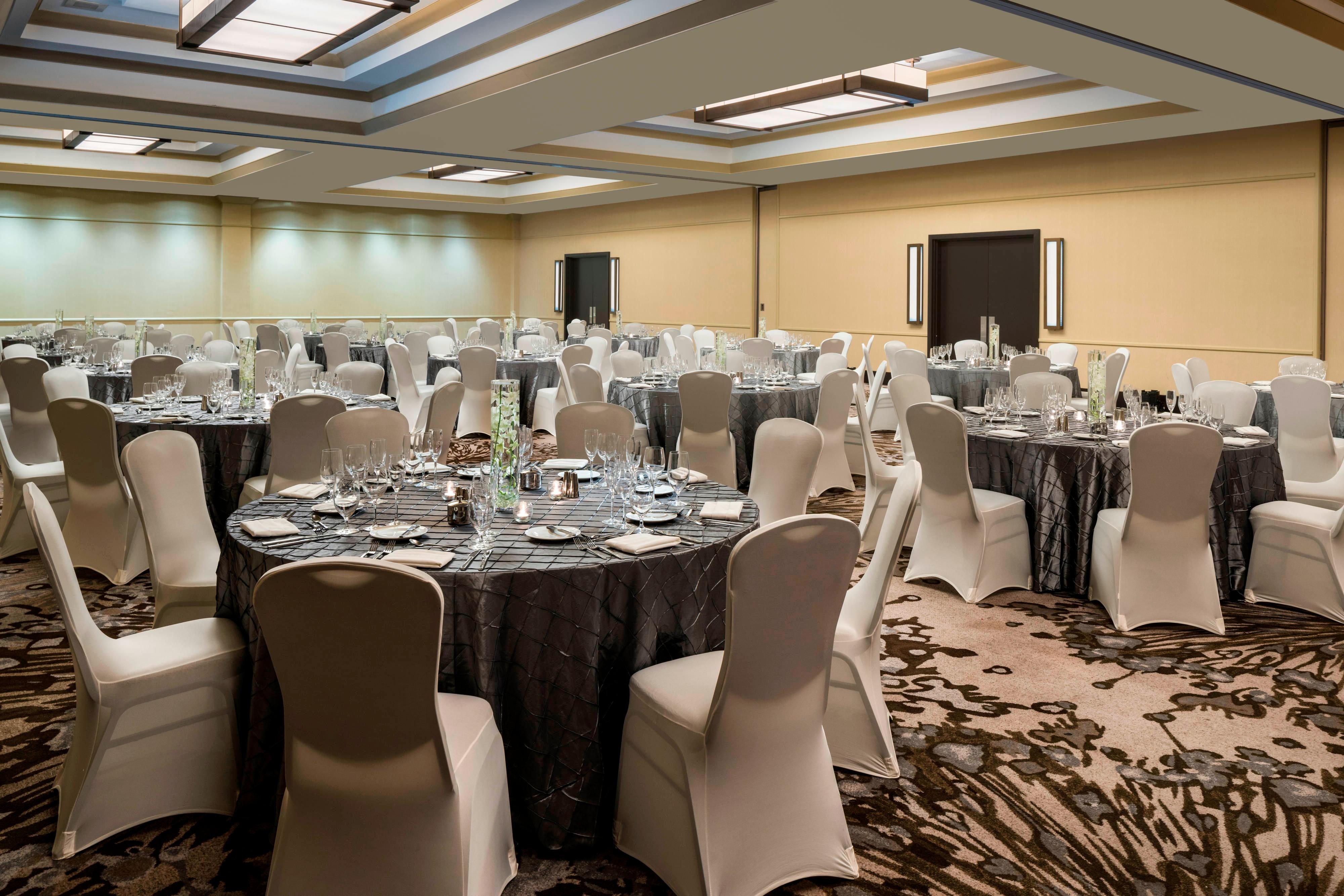 The Westin Tysons Corner Oaks Ballroom Banquet