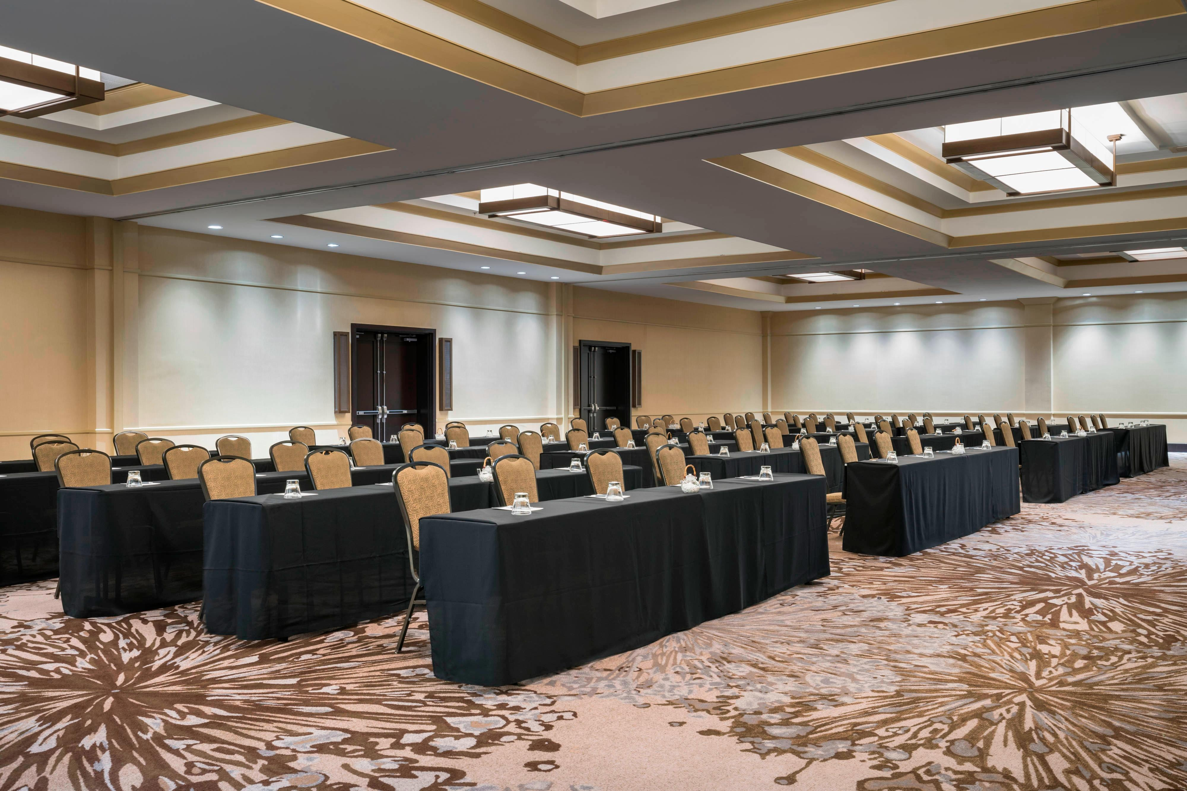 The Westin Tysons Corner Oaks Ballroom - Classroom Meeting