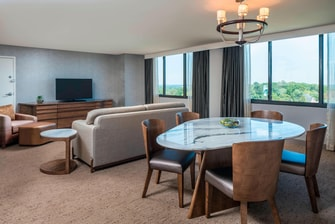 The Westin Tysons Corner Presidential Suite
