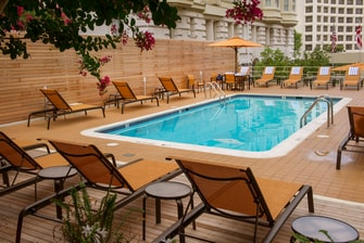 dupont circle hotel outdoor pool