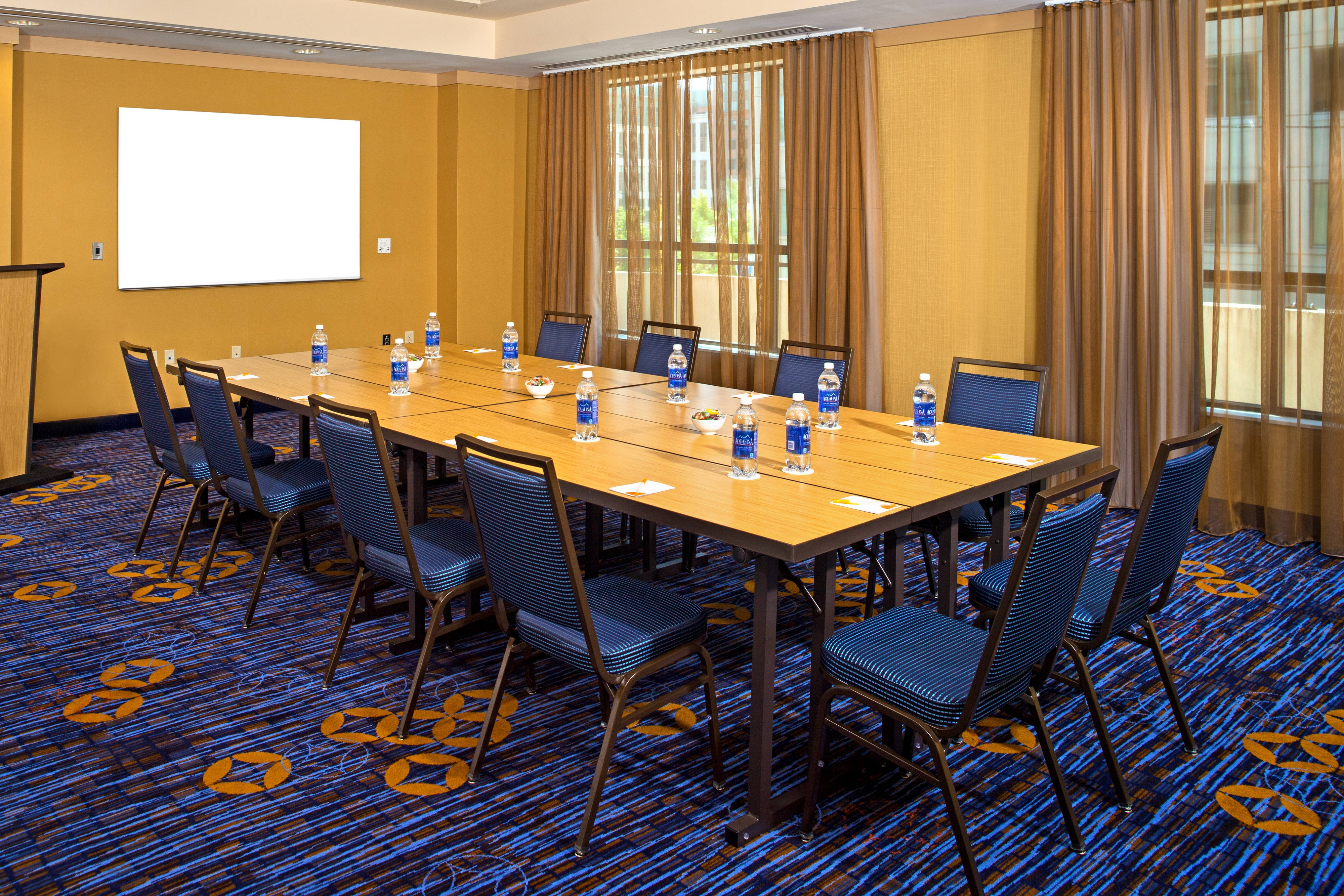Navy Yard hotel conference room