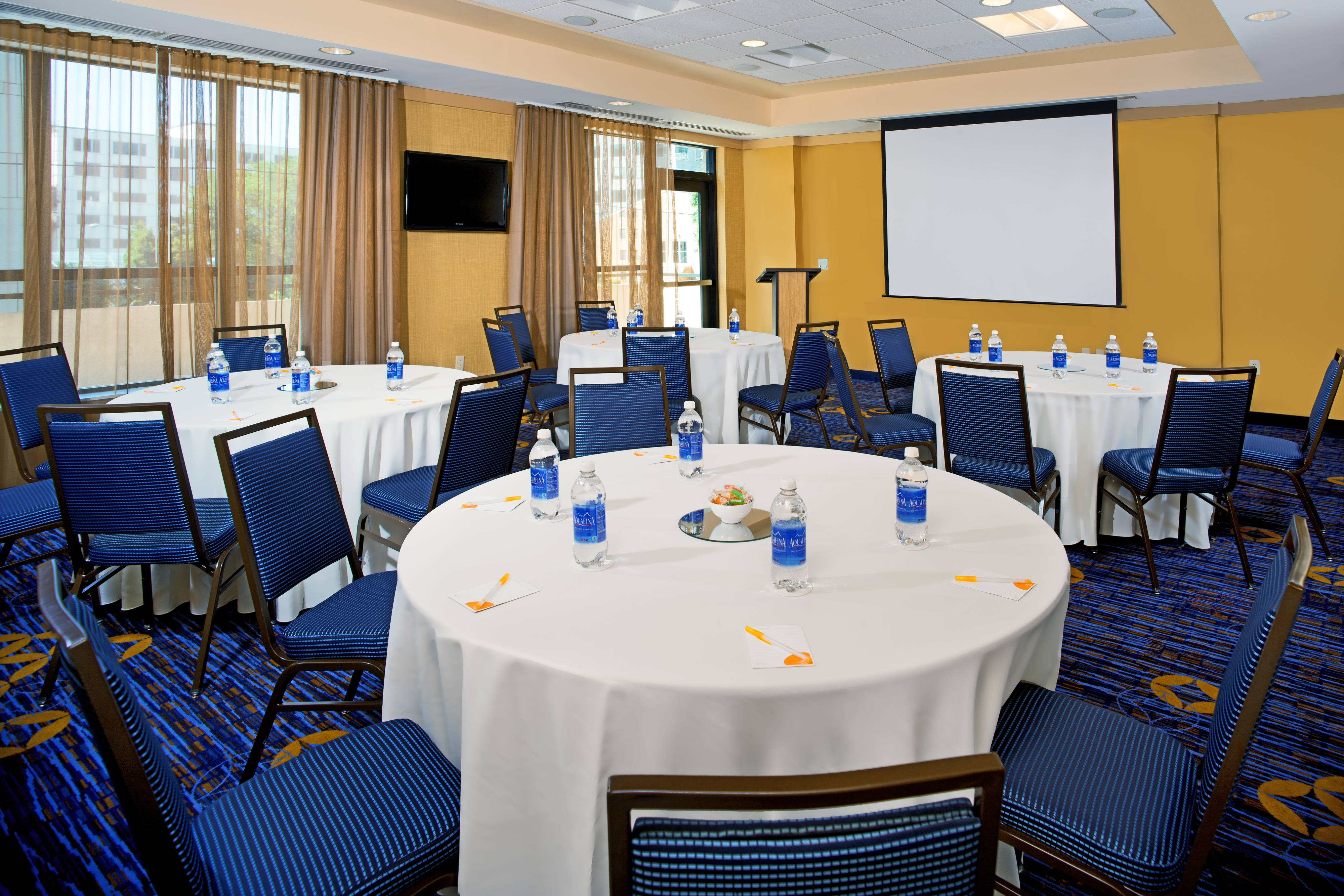 Capitol Hill hotel meeting space