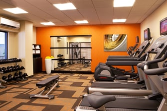 Alexandria, VA hotel fitness center