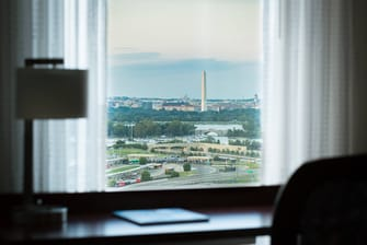Studio Suite – Washington Monument View