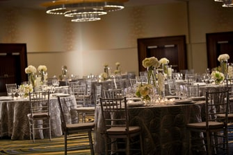 Wedding venues in downtown Arlington