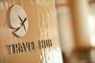 Reagan National hotel travel hub