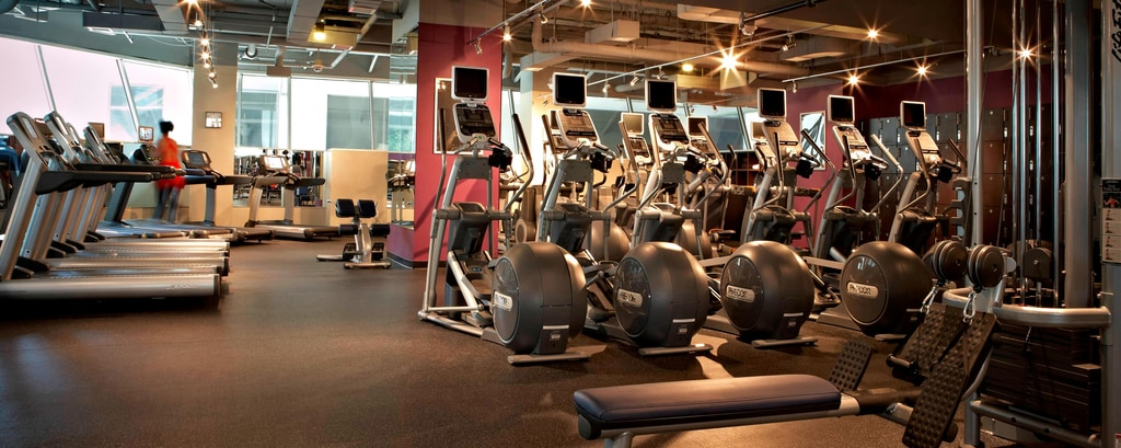 Hotel mit Fitness Center in Washington
