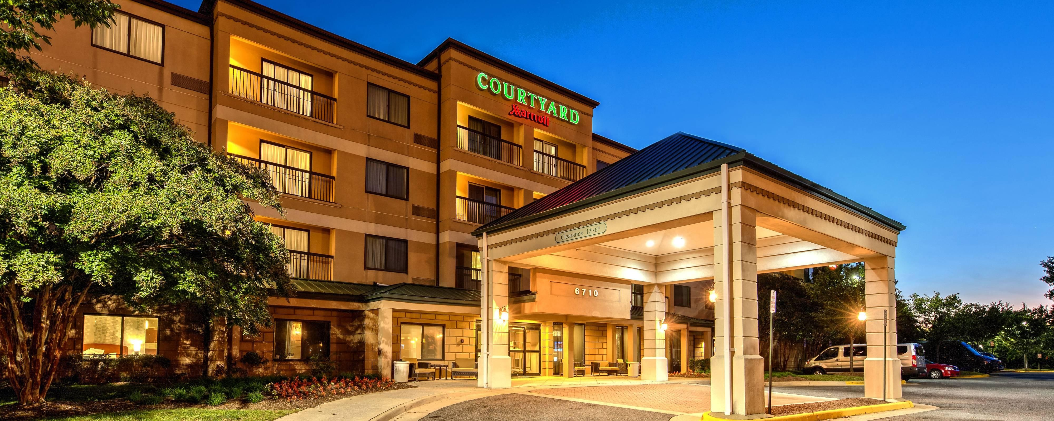 Courtyard by Marriott Springfield, Virginia: Home Page