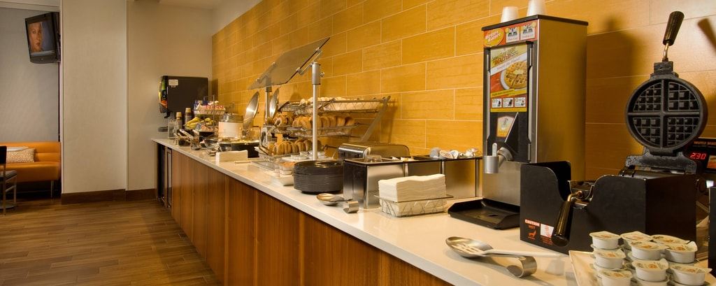 breakfast buffets woodbridge virginia hotel